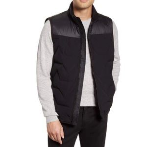 Vince Camuto down puffer vest water repellent